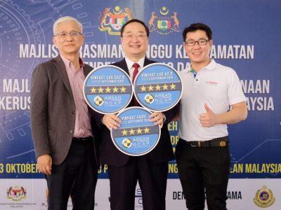 Bạn Chọn Gì.? VinFast Chọn An Toàn...! VinFast đạt chứng nhận an toàn ASEAN NCAP ở mức cao nhất.