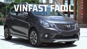 Chi tiết về Vinfast Fadil