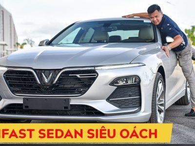 Đánh Giá Xe Sedan Vinfast Lux A2.0: Đẹp, Sang Và Hơn Thế Nữa