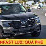 VinFast Lux SA2.0 giá từ 1,414 tỷ: Treo khí nén, dáng oai phong